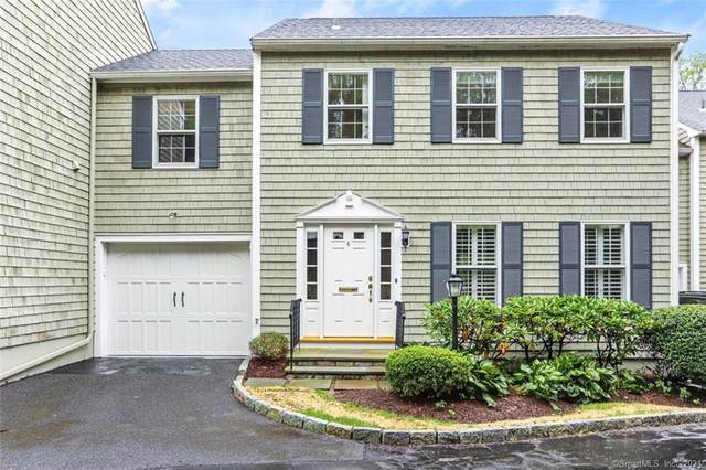 253 New Norwalk Road #4, New Canaan, CT 06840 (MLS #170442957) :: Around Town Real Estate Team