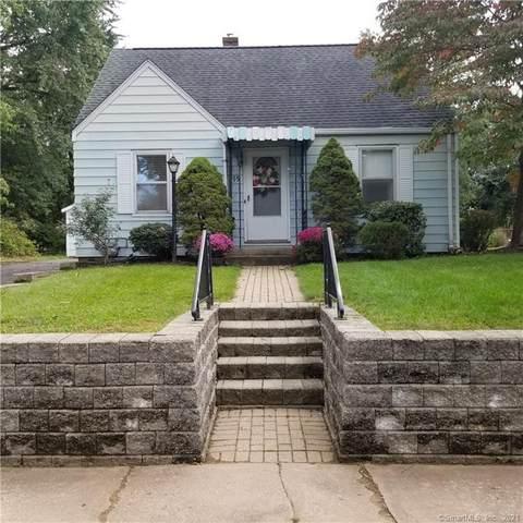 55 Porterbrook Avenue, East Hartford, CT 06118 (MLS #170442960) :: Michael & Associates Premium Properties | MAPP TEAM