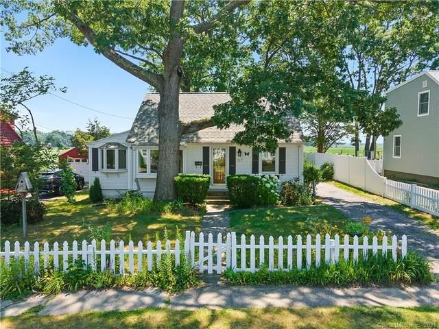 317 Housatonic Drive, Milford, CT 06460 (MLS #170442961) :: Chris O. Buswell, dba Options Real Estate
