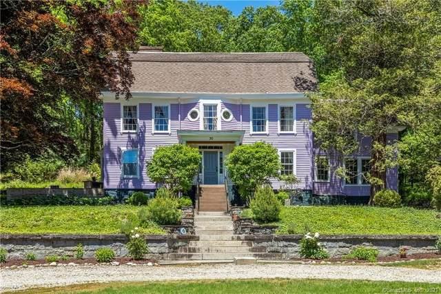 30 Huntington Lane, Norwich, CT 06360 (MLS #170442962) :: Chris O. Buswell, dba Options Real Estate