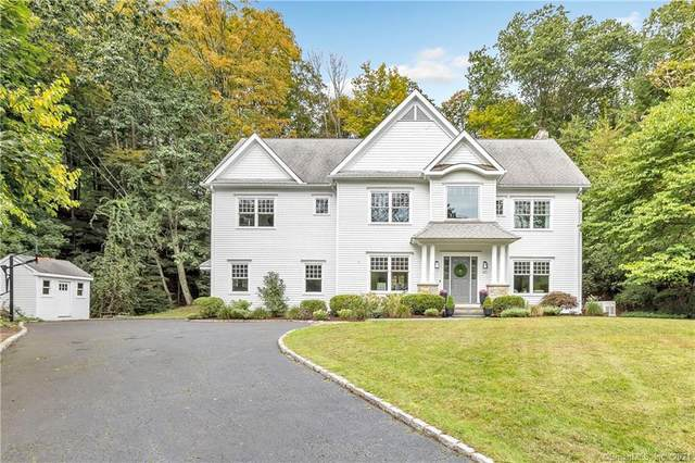 40 Hillspoint Road, Westport, CT 06880 (MLS #170442971) :: Chris O. Buswell, dba Options Real Estate