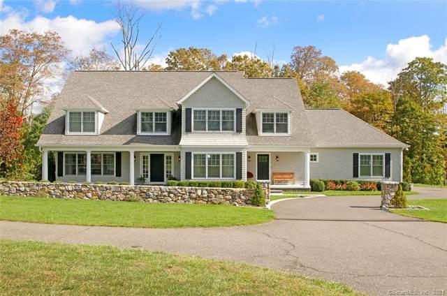 3 Calder Bridge Drive #2, Stamford, CT 06903 (MLS #170443073) :: Tim Dent Real Estate Group
