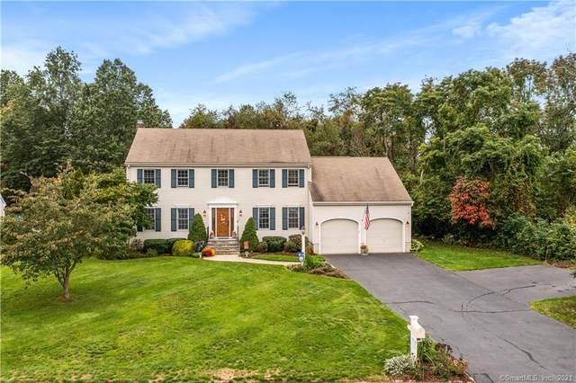 7 Minnie Lane, Wethersfield, CT 06109 (MLS #170443154) :: Michael & Associates Premium Properties | MAPP TEAM