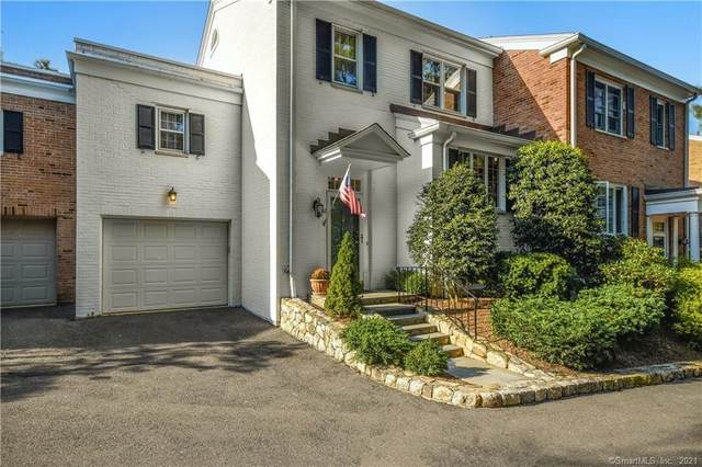 205 Main Street #42, New Canaan, CT 06840 (MLS #170443172) :: Around Town Real Estate Team