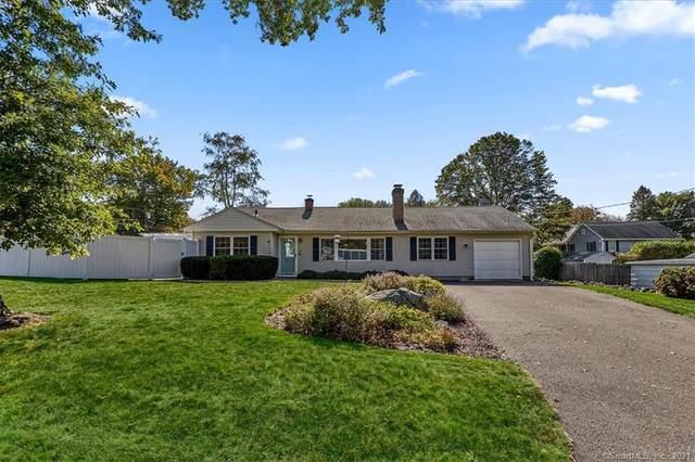 1 Barjune Road, Norwalk, CT 06851 (MLS #170443177) :: Grasso Real Estate Group
