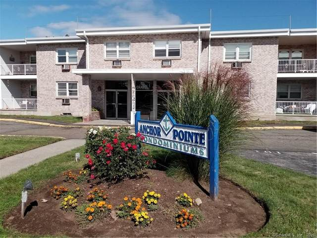 40 Chapel Street #201, Milford, CT 06460 (MLS #170443183) :: Chris O. Buswell, dba Options Real Estate