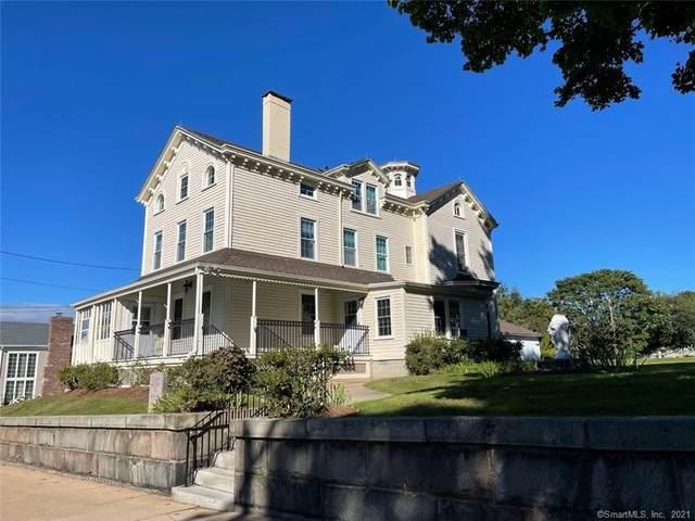 95 Main Street, Stonington, CT 06378 (MLS #170443211) :: Michael & Associates Premium Properties | MAPP TEAM