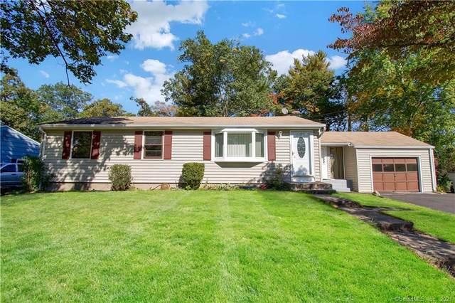 20 David Street, Enfield, CT 06082 (MLS #170443220) :: NRG Real Estate Services, Inc.