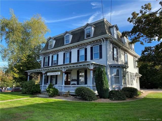 122 W Broad Street, Stonington, CT 06379 (MLS #170443238) :: Chris O. Buswell, dba Options Real Estate