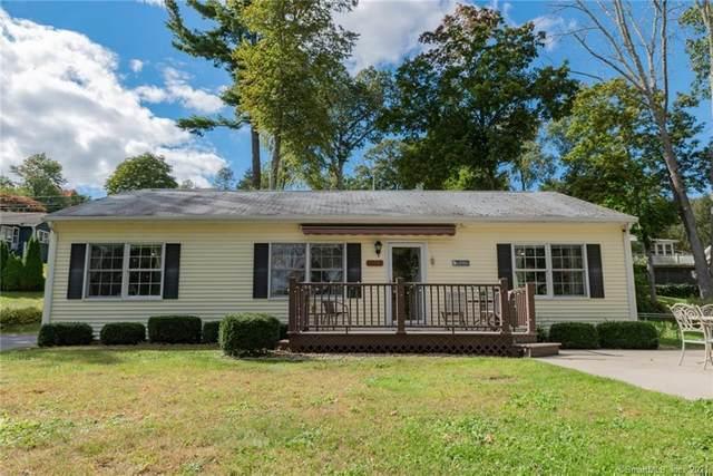 125 Lake Shore Drive, East Haddam, CT 06423 (MLS #170443256) :: Chris O. Buswell, dba Options Real Estate
