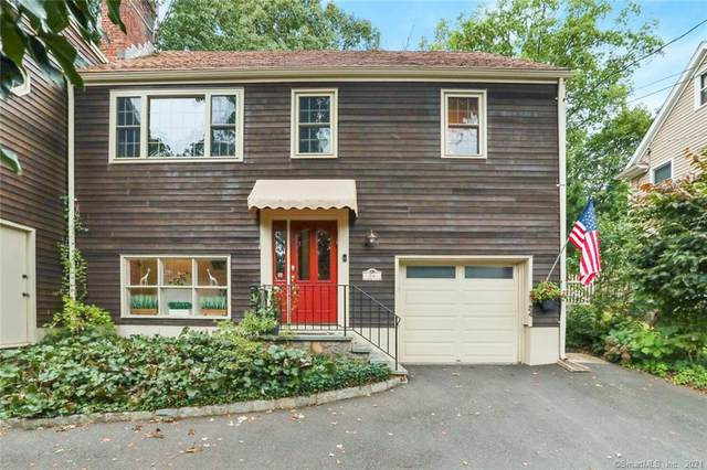 34 Laddins Rock Road, Greenwich, CT 06870 (MLS #170443260) :: Chris O. Buswell, dba Options Real Estate
