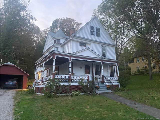 161 Spencer Street, Winchester, CT 06098 (MLS #170443295) :: Chris O. Buswell, dba Options Real Estate