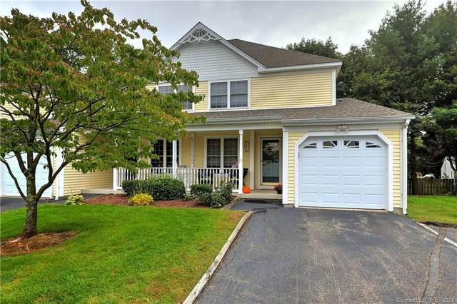 289 New Haven Avenue T, Milford, CT 06460 (MLS #170443299) :: Chris O. Buswell, dba Options Real Estate