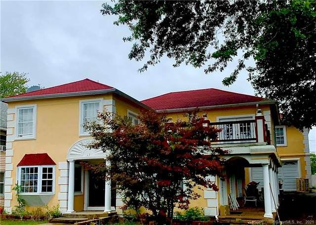 17 Benham Avenue, Milford, CT 06460 (MLS #170443346) :: Chris O. Buswell, dba Options Real Estate