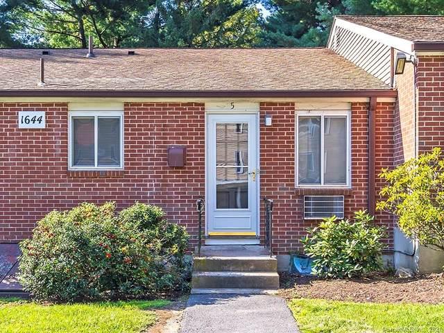 1644 Farmington Avenue #5, Farmington, CT 06032 (MLS #170443354) :: Chris O. Buswell, dba Options Real Estate