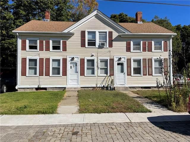 38 River Street, Sprague, CT 06330 (MLS #170443368) :: Chris O. Buswell, dba Options Real Estate