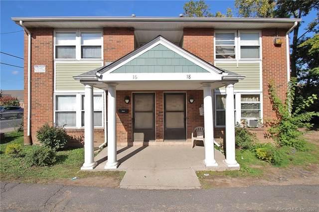16 Wadsworth Street, Hartford, CT 06106 (MLS #170443373) :: Chris O. Buswell, dba Options Real Estate