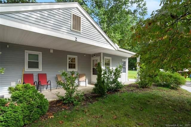 2 Hidden Knolls Circle #2, Monroe, CT 06468 (MLS #170443380) :: Chris O. Buswell, dba Options Real Estate