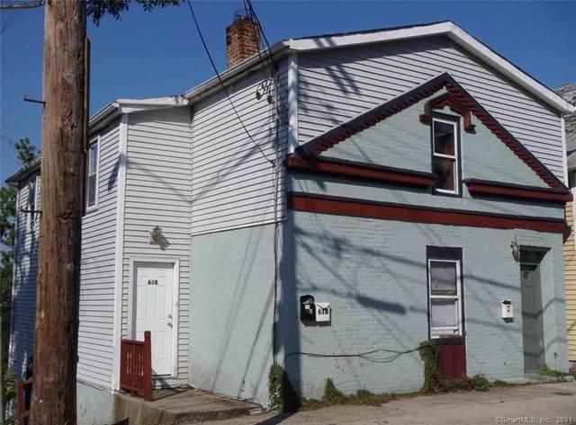 61 School Street, Norwich, CT 06360 (MLS #170443456) :: Michael & Associates Premium Properties | MAPP TEAM