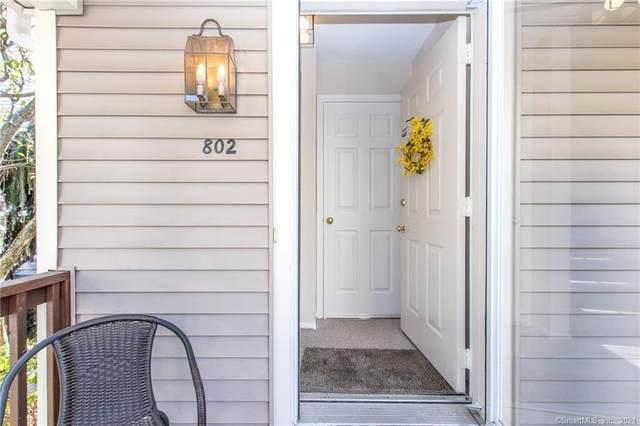 802 Foxboro Drive #802, Norwalk, CT 06851 (MLS #170443459) :: Michael & Associates Premium Properties | MAPP TEAM