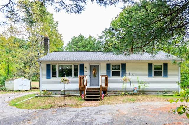664 Bailey Hill Road, Killingly, CT 06241 (MLS #170443463) :: Chris O. Buswell, dba Options Real Estate