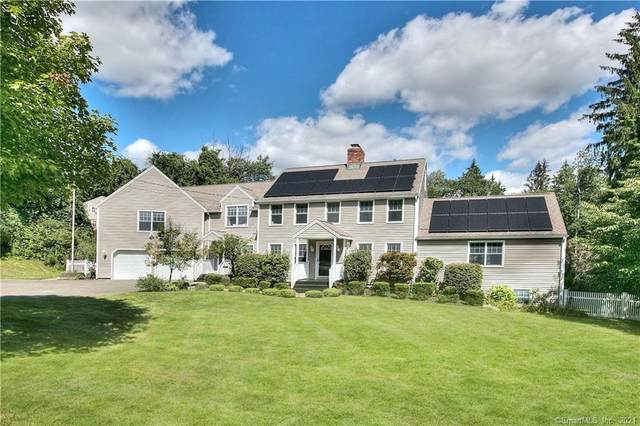 14 Castle Hill Road, Newtown, CT 06470 (MLS #170443495) :: Chris O. Buswell, dba Options Real Estate