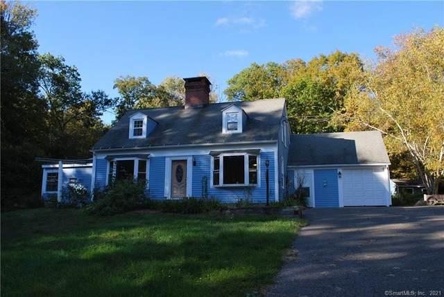 1785 Main Street N, Woodbury, CT 06798 (MLS #170443506) :: Around Town Real Estate Team