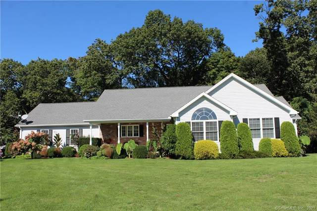 12 Saxton Lane, East Windsor, CT 06016 (MLS #170443521) :: NRG Real Estate Services, Inc.