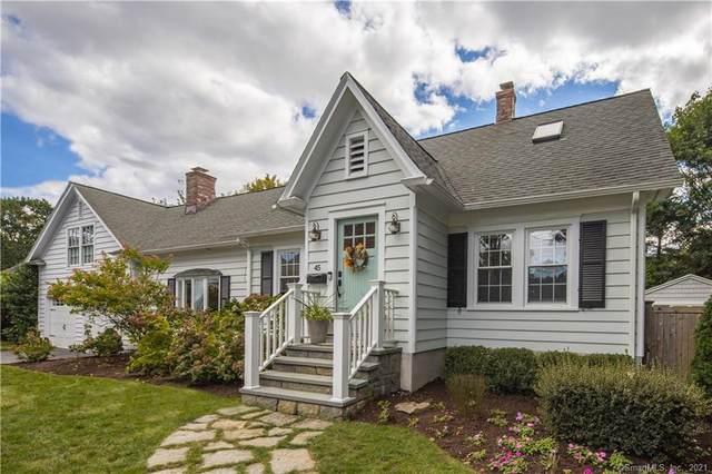 45 Glover Street, Fairfield, CT 06824 (MLS #170443538) :: Michael & Associates Premium Properties | MAPP TEAM