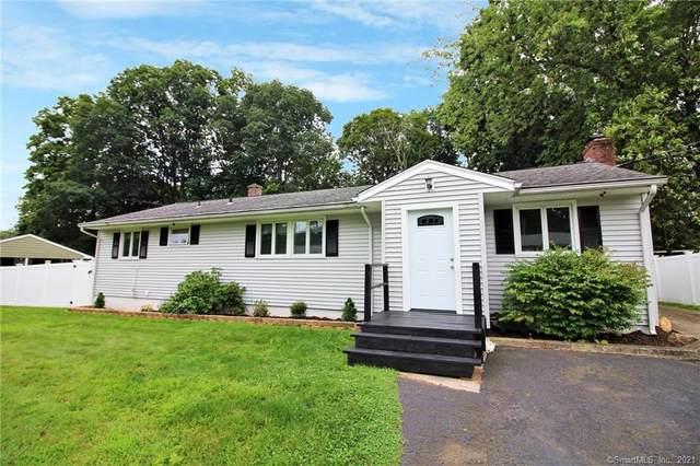 418 4th Ridge Road, Wallingford, CT 06492 (MLS #170443557) :: Michael & Associates Premium Properties | MAPP TEAM