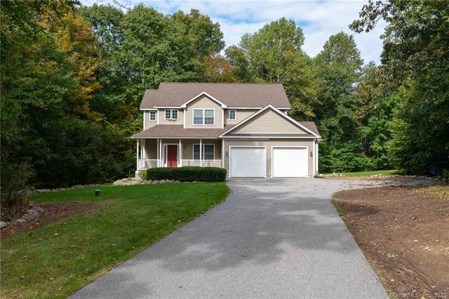 7 Lucienne Way, Ledyard, CT 06339 (MLS #170443578) :: Next Level Group