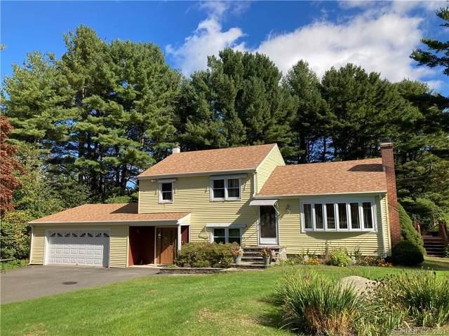23 Center Street, Hartland, CT 06065 (MLS #170443631) :: Michael & Associates Premium Properties | MAPP TEAM