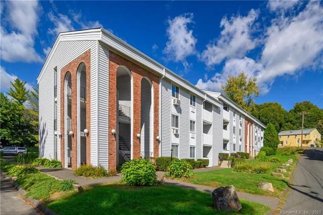 81 Coalpit Hill Road J, Danbury, CT 06810 (MLS #170443646) :: Chris O. Buswell, dba Options Real Estate