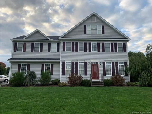 5 Dana Boulevard, Wallingford, CT 06492 (MLS #170443667) :: Michael & Associates Premium Properties | MAPP TEAM