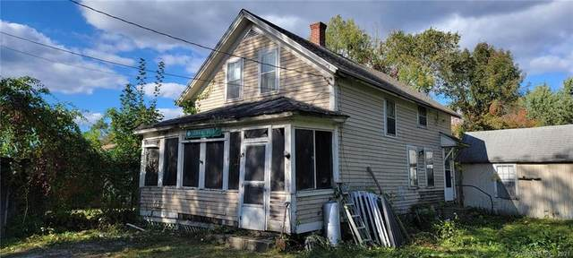 12 Main Street, Plainfield, CT 06332 (MLS #170443673) :: Chris O. Buswell, dba Options Real Estate