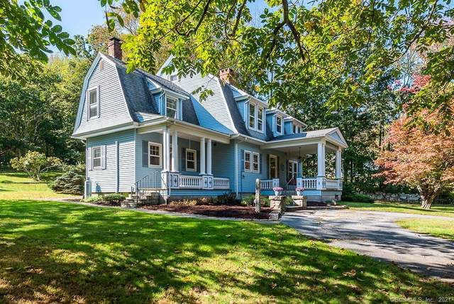 29 Lower Bartlett Road, Waterford, CT 06375 (MLS #170443729) :: Around Town Real Estate Team