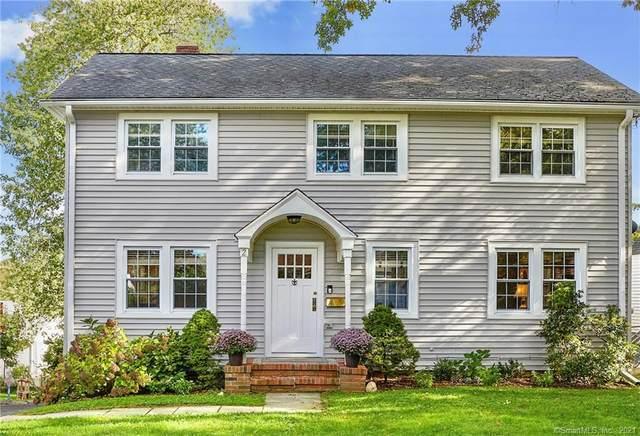 2 Ledge Terrace, Stamford, CT 06905 (MLS #170443736) :: Chris O. Buswell, dba Options Real Estate