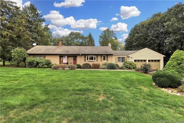 819 Bayberry Lane, Orange, CT 06477 (MLS #170443786) :: Chris O. Buswell, dba Options Real Estate