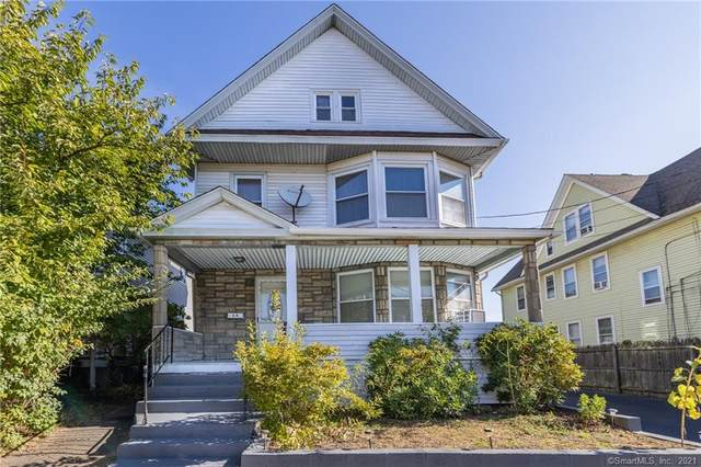 64 Hillside Avenue, Bridgeport, CT 06604 (MLS #170443792) :: Chris O. Buswell, dba Options Real Estate