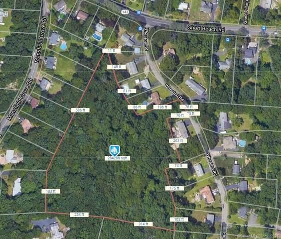 86 Wheaton Road, East Haven, CT 06512 (MLS #170443805) :: Michael & Associates Premium Properties | MAPP TEAM