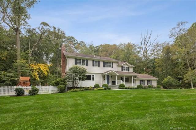 16 White Woods Lane, Westport, CT 06880 (MLS #170443812) :: Michael & Associates Premium Properties | MAPP TEAM