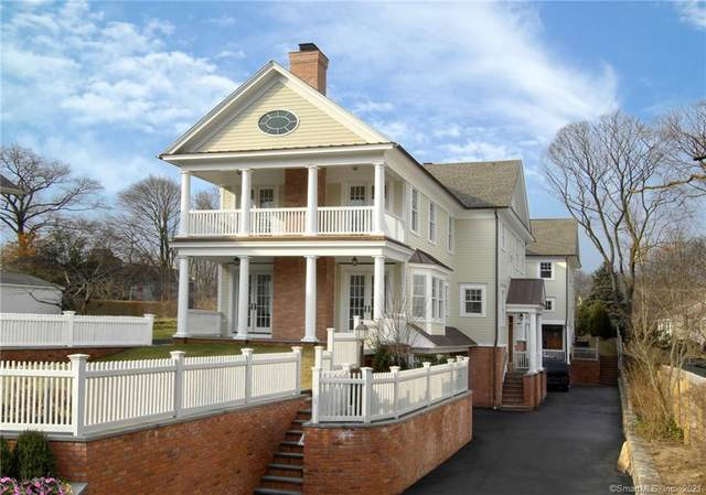 24 Orchard Place A, Greenwich, CT 06830 (MLS #170443834) :: Michael & Associates Premium Properties   MAPP TEAM