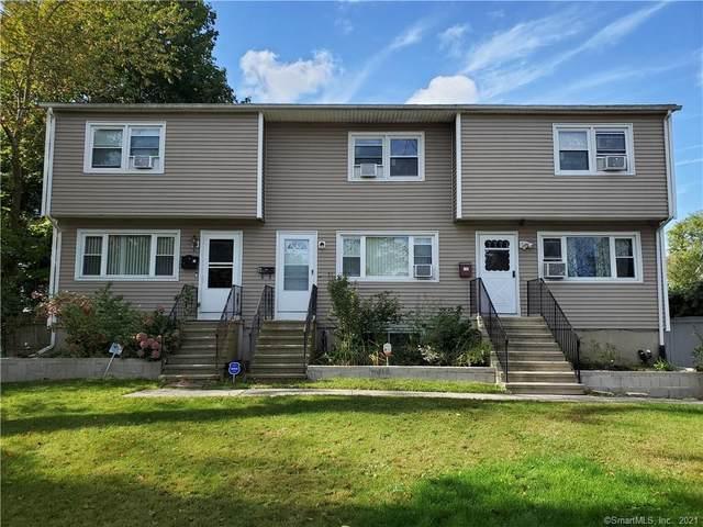 8 Spruce Street B, Danbury, CT 06810 (MLS #170443841) :: Chris O. Buswell, dba Options Real Estate