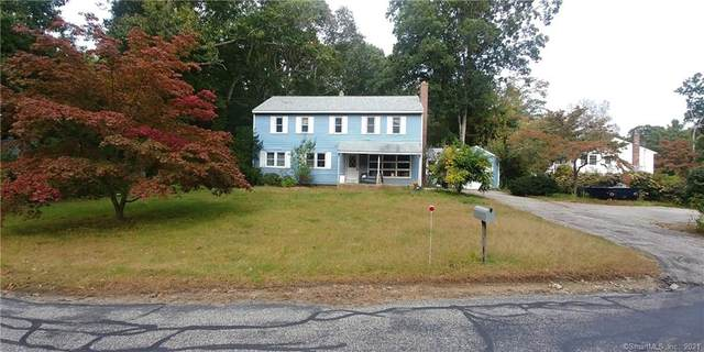 21 Highland Road, Mansfield, CT 06250 (MLS #170443892) :: Chris O. Buswell, dba Options Real Estate