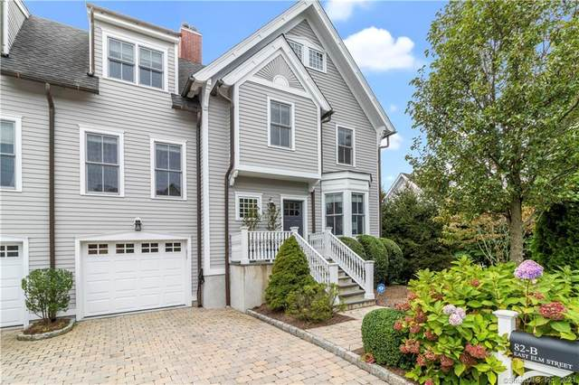 82 E Elm Street B, Greenwich, CT 06830 (MLS #170443926) :: Michael & Associates Premium Properties   MAPP TEAM