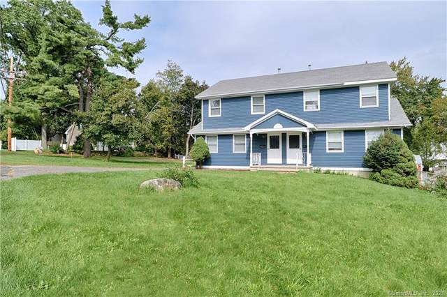 118 Tunxis Hill Cut Off, Fairfield, CT 06825 (MLS #170443929) :: Chris O. Buswell, dba Options Real Estate