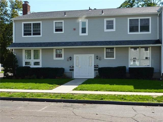 113 Carriage Path S #113, Milford, CT 06460 (MLS #170443935) :: Michael & Associates Premium Properties | MAPP TEAM