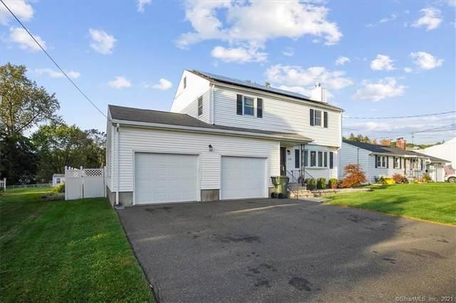 270 E Robbins Avenue, Newington, CT 06111 (MLS #170443941) :: Alan Chambers Real Estate