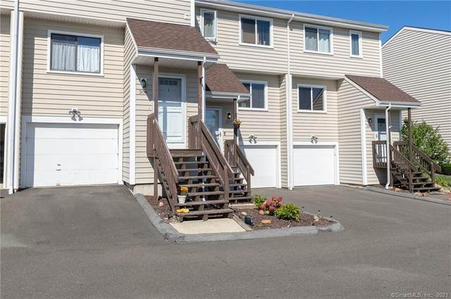 306 Monticello Drive #306, Branford, CT 06405 (MLS #170443971) :: Chris O. Buswell, dba Options Real Estate