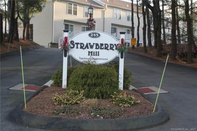 245 E Woodland Street #31, Meriden, CT 06450 (MLS #170443993) :: Michael & Associates Premium Properties | MAPP TEAM